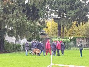 Vermummungsverbot - nicht bei der BG Rhein-Ruhr im November