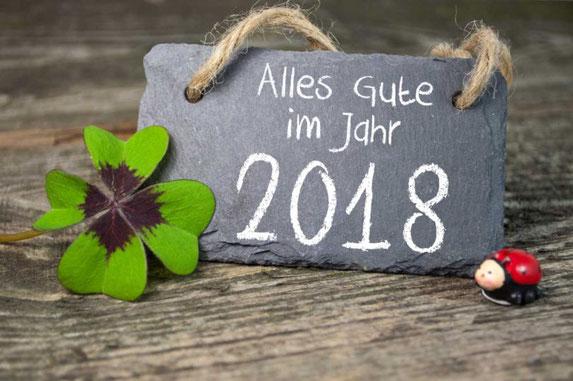 Die BG Rhein-Ruhr wünscht ein frohes neues Jahr 2018 | BG Rhein-Ruhr